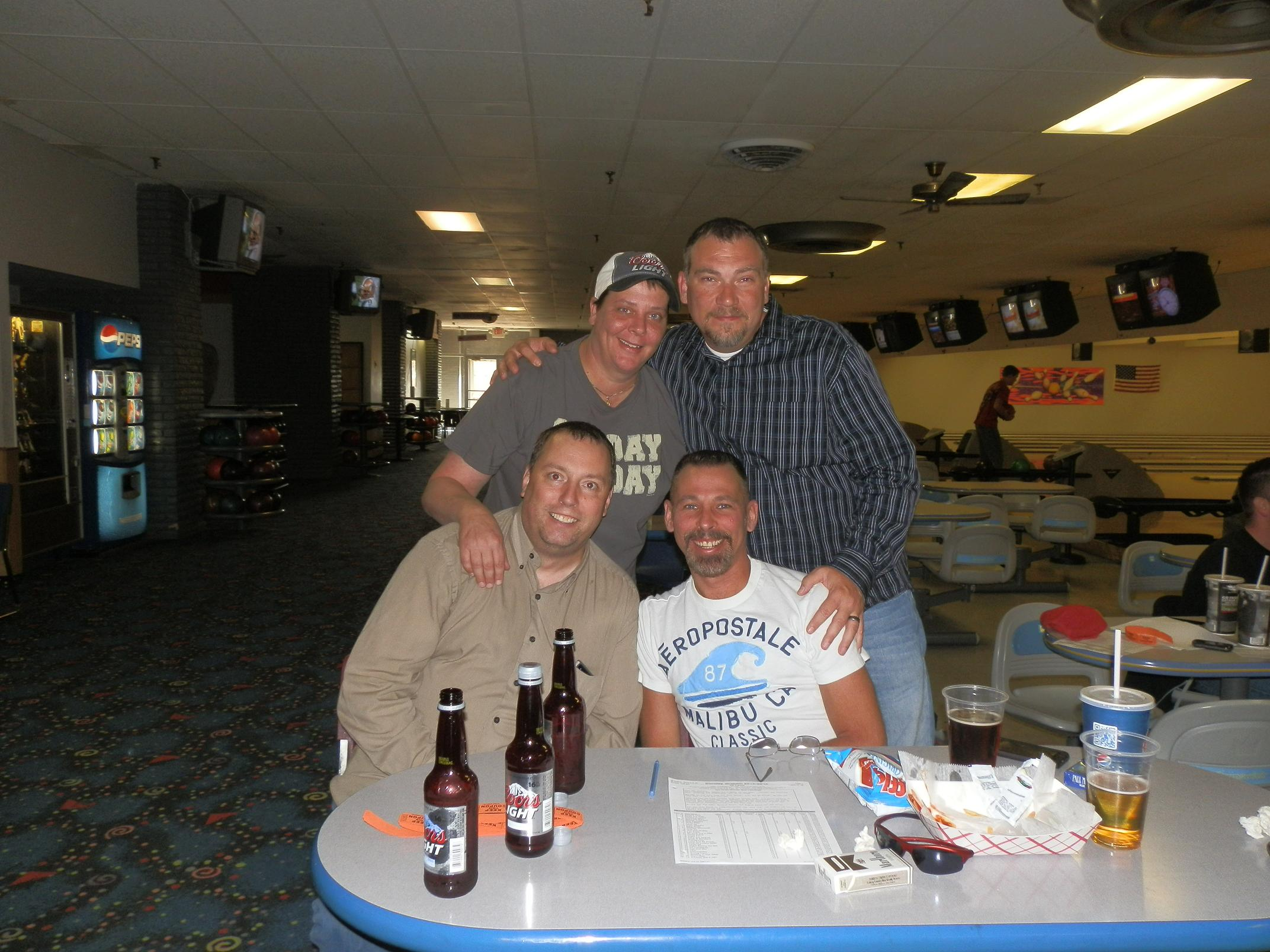 Gay mens bowling leagues columbus ohio